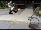 Fail And Funny Bike Jump Compilation 2015