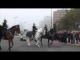 FUNERAL OF PC DAVE PHILLIPS,MURDERD DOING HIS DUTY