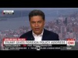 Fareed Zakaria Slams Trump Foreign Policy Speech: 'Rambling,' 'Truly Bizarre'