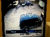 Funny Head-on Crash