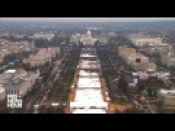 For Anyone Who Says The Media Is Lying About Trump's Inauguration Crowd Size