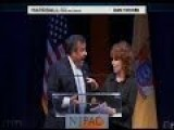 FUNNY: Joy Behar To Chris Christie 'Don't Bully Me'