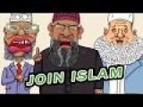 F**k Christmas, Join Islam