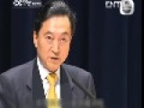 Former Japanese Prime Minister Apologizes For War Crimes In China
