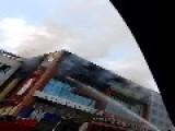 Fire In Shopping Mall