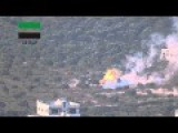 Free Syrian Army Destroys Two Tanks Consecutively In Idlib