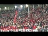 Fans In Moscow Dedicated Choreography To Serbia