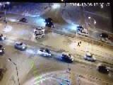 Foul, Foul, STRIKE - Pedestrian Hit By Car