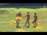 Football In Montenegro - Amazing Goal Celebrated With Flowers On National TV