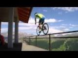 Fun With Saxo Cycler Vittorio Brumotti