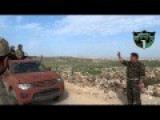 FSA Reinforcements Going Towards Latakia Front