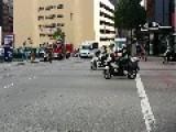 Filming A Car Scene -- Downtown L.A