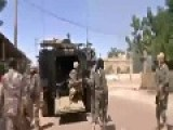 French And Malian Forces Fighting Islamists Inside Gao - Mali