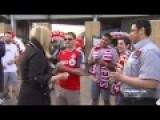 FHRITP: Reporter Confronts Men Who Bombarded Her With Vulgarity