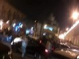 Fight And Shooting On The Street In Russia 21.09.213