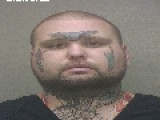 Florida Man With Car Logo Tattooed On His Face Arrested For Identity Theft