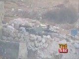 FSA Cameram Film His Own Death: Armored Shoots Him With Visible Bullet