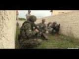 FEARLESS Serbian Soldiers In Action With US ARMY ATTACK SIMULATION - NATO OPERATION