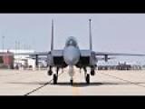 F-15E Strike Eagles Arrive At Gowen Field