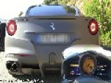 Ferrari F12 Berlinetta Amazing Exhaust Notes