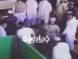 Fight Club Inside A Saudi Mosque