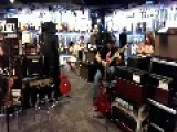 Guitar Center At Times Square Is A Nightmare