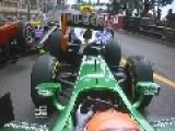 GP2 Monaco Race Start