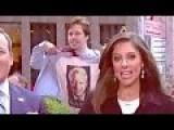 Guy Yells 'BILL CLINTON IS A RAPIST!' On Live TV!