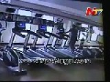 Guy Dies From Heart Attack While At The Gym, Caught On CCTV