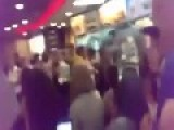 Germany: Muslims Occupy Burger King During Violent Pro-Palestine Rally