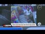 Gas Station Robbery - This One Has Sunk To A New Low