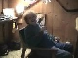 Grandma Gets Scared Of Computer Prank