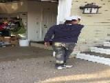 Garage Door Marshmallow Catch