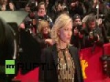 Germany: Blanchett Walks The Red Carpet At Disney's Cinderella Premiere At Berlinale