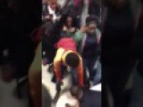 Girls Brawl At High School
