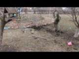 German Member Azov Battalion Shows Journalist Grad Strike Of Azov Battalion HQ