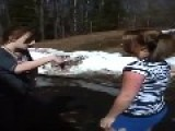 Girl Fight - Bully Gets All She Can Handle!