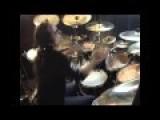 George Kollias Playing Drums