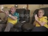 Grandparents Reaction To GOLD Medal