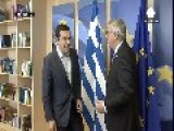 Greece Submits Last-ditch Aid Plan, 'requests Extension' Of Current Programme