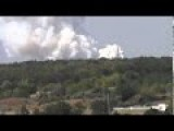 Giant Explosion At Underground Mine In Donetsk City 3-09-2014