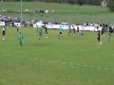 Goalie Accidentally Scores Point For Opposing Team