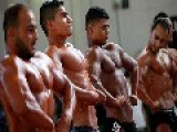 Gaza Holds 3rd Annual Bodybuilding Competition