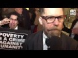 Gavin McInnes Street Fights His Way Past Urine And Feces Wielding Protestors At Deploraball