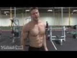 Gordon Ramsay Jr. Ab Workout