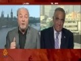 George Galloway Rips Zionist A New Hole And Calls Them ''Sharonites''