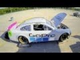 GoPro Nascar Sprint Cup Series Testing With Justin Marks