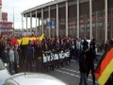 Germany Massive Anti-IS Assembly In Cologne Köln