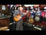 Grandfather Aged 81 Walks Into Guitar Shop And Stuns Everybody With Jaw-dropping Solo