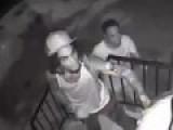 Gang Members Beat And Then Rob A Woman
